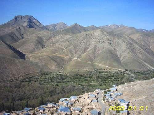 عکس روستای کاسوا