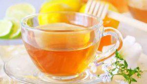 چای و عسل