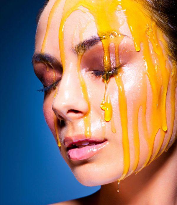 honey mask - ماسک عسل برای صورت