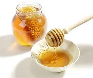 عسل و لاغری