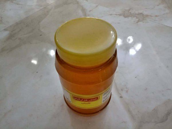 عسل طبیعی هزارگیاه 1 کیلویی96