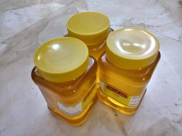 عسل طبیعی هزارگیاه 3 کیلویی97