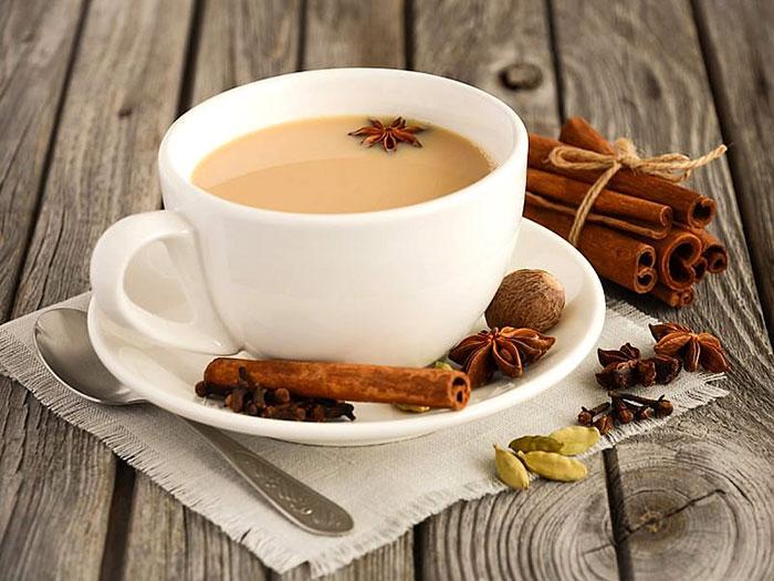 مواد لازم برای تهیه چای ماسالا