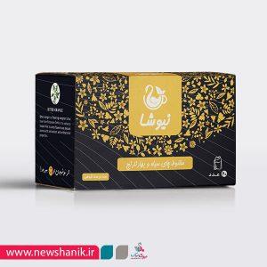 چای سیاه و بهارنارنج کیسه ای نیوشا