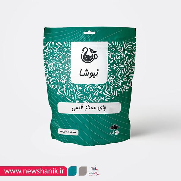 چای قلمی ایرانی نیوشا
