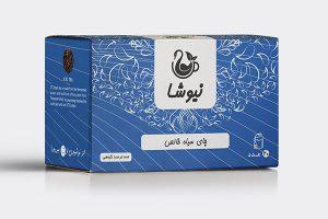 چای کیسه ای 160 عددی نیوشا (لفاف دار)