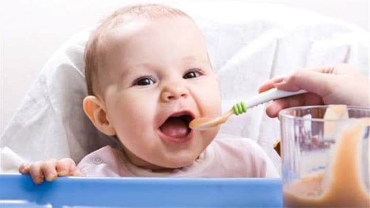 سویق کودک چیست