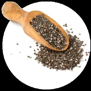 دانه چیا سیاه ۲۵۰ گرمی