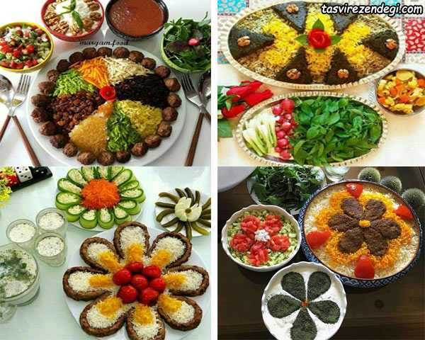خوراکی های ماه رمضان