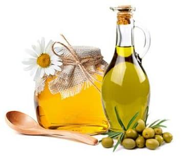 خواص ترکیب عسل و روغن زیتون